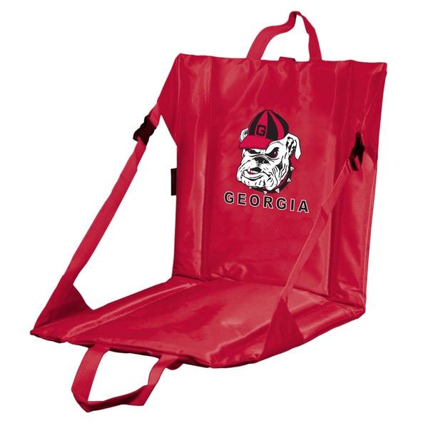 Georgia 'Bulldogs' Lightweight Folding Stadium Seat