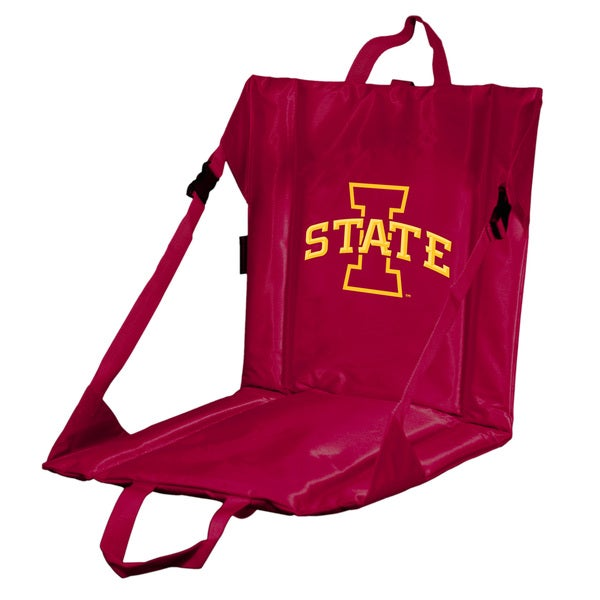 Iowa State University Lightweight Folding Stadium Seat