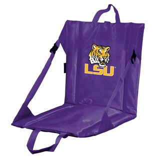 Louisiana State University 'Tigers' Folding Stadium Seat