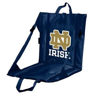 Notre Dame 'Fighting Irish' Lightweight Folding Stadium Seat