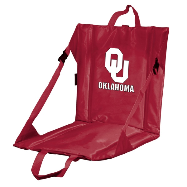 Oklahoma University 'Sooners' Lightweight Folding Stadium Seat