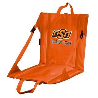 Oklahoma State University 'Cowboys' Lightweight Folding Stadium Seat https://ak1.ostkcdn.com/images/products/4008521/Oklahoma-State-University-Cowboys-Lightweight-Folding-Stadium-Seat-P12034424.jpeg?impolicy=medium