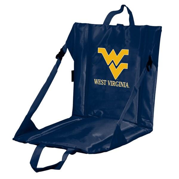 West Virginia University 'Mountaineers' Lightweight Folding Stadium Seat