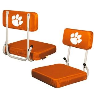 Clemson 'Tigers' Hard Back Folding Stadium Seat