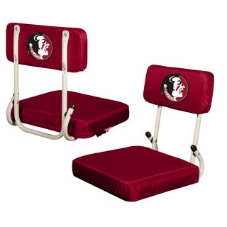 Florida State 'Seminoles' Hard Back Folding Stadium Seat