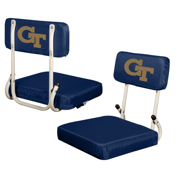 Georgia Tech 'Yellow Jackets' Hard Back Folding Stadium Seat