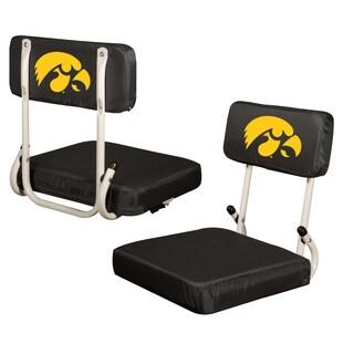 Iowa 'Hawkeyes' Hard Back Folding Stadium Seat
