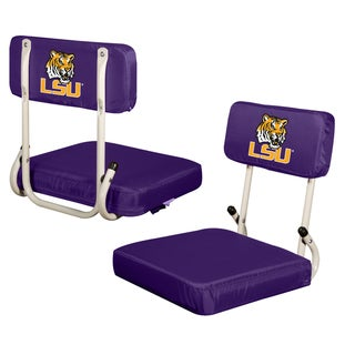 Louisiana State University Hard Back Folding Stadium Seat
