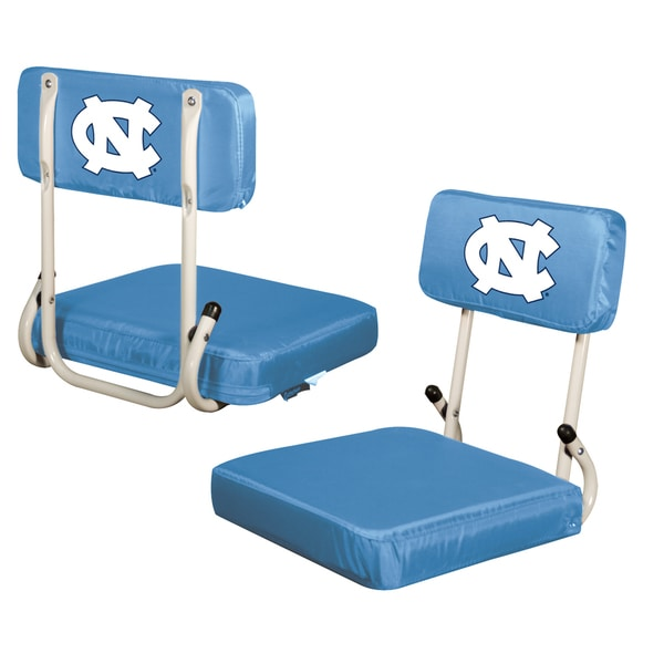 North Carolina 'Tar Heels' Hard Back Folding Stadium Seat