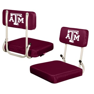 Texas A&M College-themed Hard Back Stadium Seat