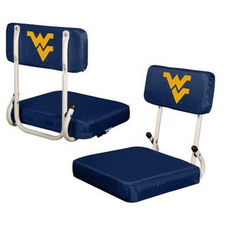 West Virginia Hard Back SS Bleacher Seat