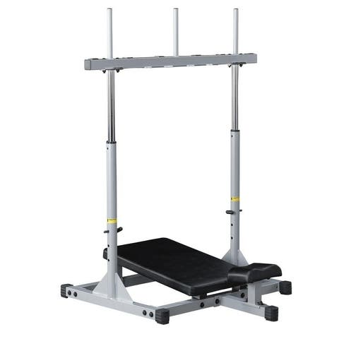 Powerline PVLP156X Vertical Leg Press - gray