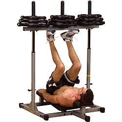 Powerline Vertical Leg Press - gray - Thumbnail 0