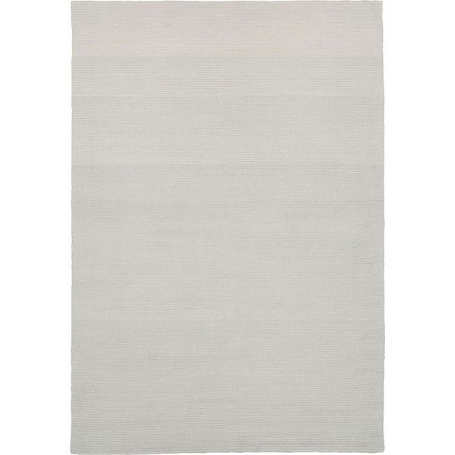 Nourison Multicolor Wool/Silk Rug (5'6' x 8')