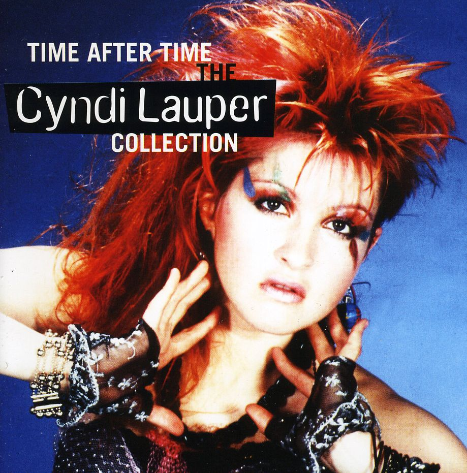 Cyndi Lauper - Time After Time- The Best of Cyndi Lauper
