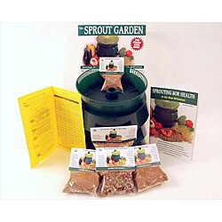 Sprouter and Organic Seeds Basic Sprouting Kit