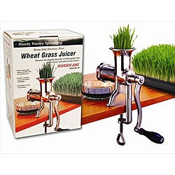 Hurricane Manual Wheatgrass Juicer
