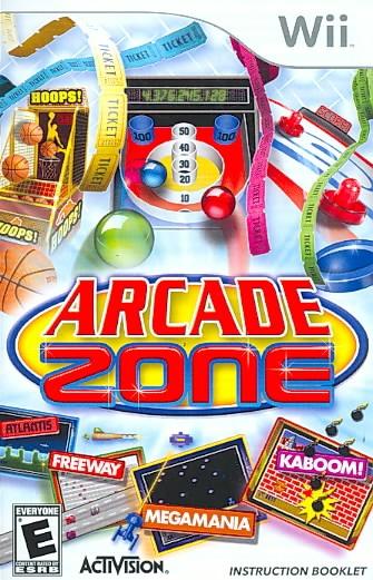 Wii - Arcade Zone