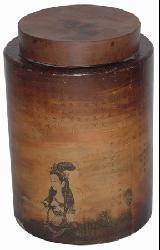 Goddess Tea Jar (China) - Thumbnail 2