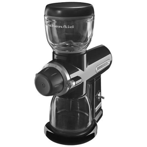 KitchenAid KPCG100OB Black Pro Line Burr Coffee Grinder