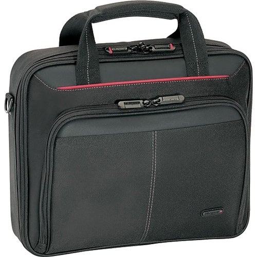 "Targus CN31US Carrying Case for 15.6"" Notebook - Black, Red"