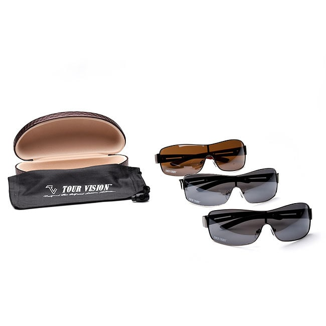 Tour Vision Fairways Pro Edition Sunglasses With HD Lens