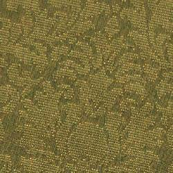 Safavieh Kaii Damask Olive Green/ Natural Indoor/ Outdoor Rug (5'3 Round) - Thumbnail 2