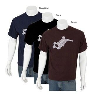 Los Angeles Pop Art Men's Skateboard T-shirt