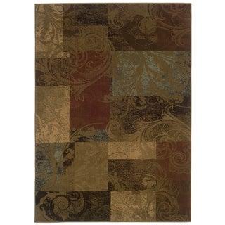Colorblock Rug (7'8 x 10')