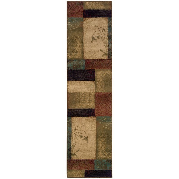Colorblock Runner (1'10 x 7'6)