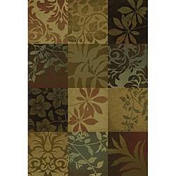 Multicolor Rug (5'3 x 7'6)