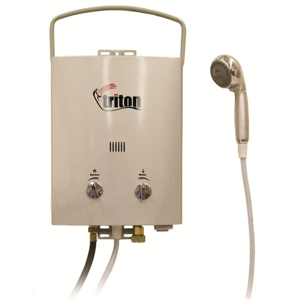 On Demand Hot Water : Triton on demand hot water heater shower free shipping