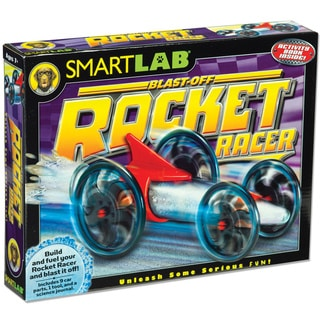 Blast-off Rocket Racer