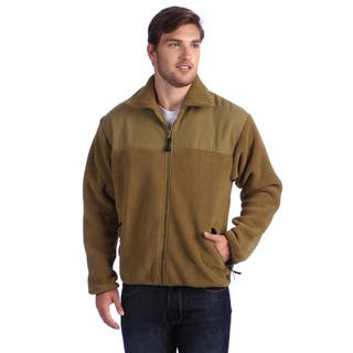 Men's Fleece Military Liner Jacket|https://ak1.ostkcdn.com/images/products/4019803/P12043496.jpg?impolicy=medium