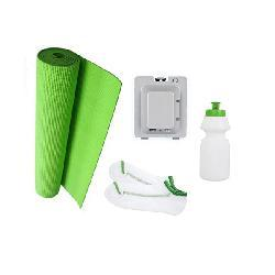 Green 4 in 1 Bundle For Nintendo Wii Fit