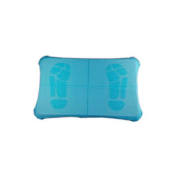 Silicone Skin Case (Blue) For Nintendo Wii Fit