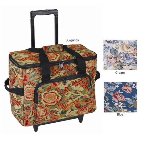 Hemline Sew Easy Sewing Machine Trolley Bag
