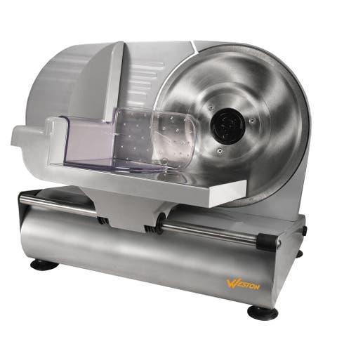 Weston Heavy-duty 9-inch Food Slicer