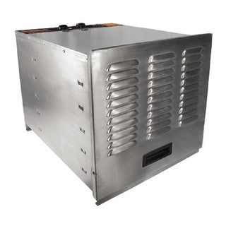 Weston Stainless Steel 10-tray Food Dehydrator