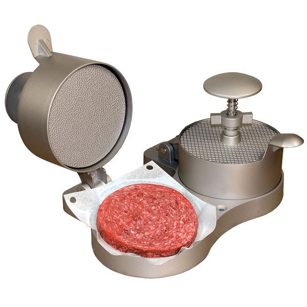 Non-Stick Double Hamburger Express