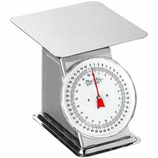 Flat Top Dial Scale