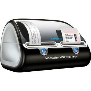 Dymo LabelWriter Direct Thermal Printer - Monochrome - Label Print|https://ak1.ostkcdn.com/images/products/4020611/Dymo-LabelWriter-Direct-Thermal-Printer-Monochrome-Label-Print-P12044110.jpg?impolicy=medium