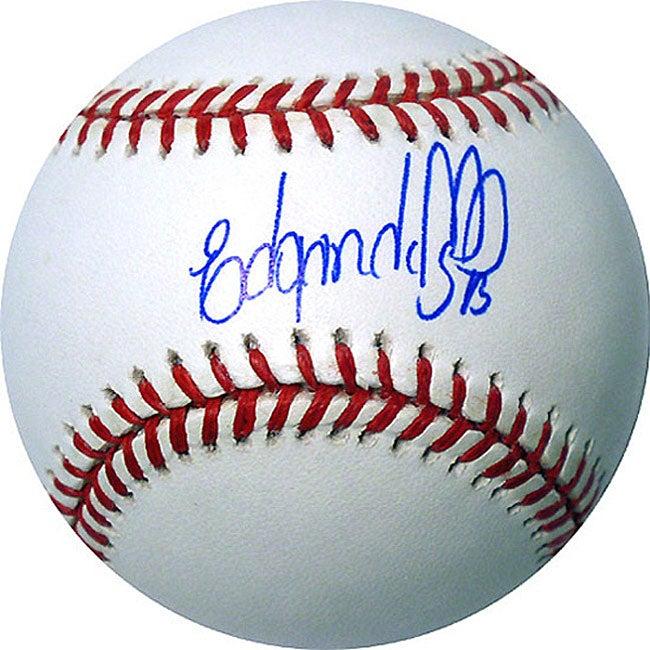 New York Mets' Edgardo Alfonzo Autographed MLB Baseball