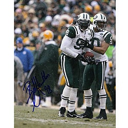 New York Jets Bobby Hamilton 8x10 Autographed Photo