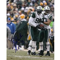 New York Jets Bobby Hamilton 8x10 Autographed Photo - Thumbnail 0
