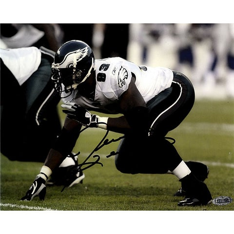 Philadelphia Eagles Jevon Kearse 3-point Stance 8x10 Autographed Photo