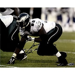Philadelphia Eagles Jevon Kearse 3-point Stance 8x10 Autographed Photo