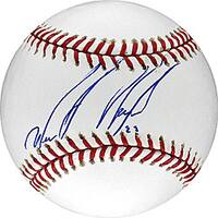 Wily Mo Pena Autographed MLB Baseball