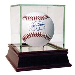 Nate Robertson Autographed MLB Baseball