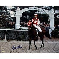 Gary Stevens Paddock 16x20 Autographed Photograph
